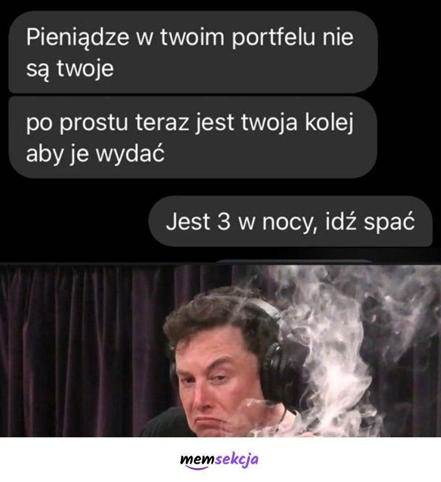 Nocne rozkminy. Elon Musk. Rozkmina